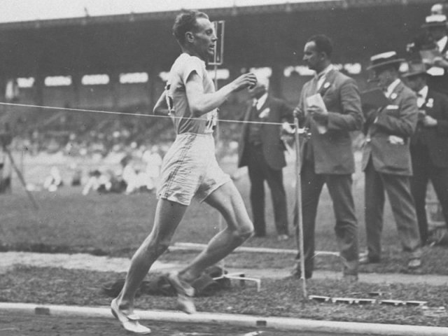 The Flying Finn, Paavo Nurmi