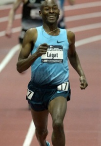 Bernard Lagat: Where do I collect my pension?