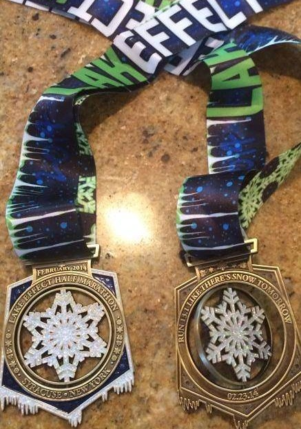 The 2014 Medals: Run Like There's Snow Tomorrow