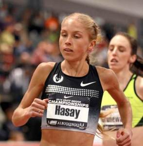 Hasay leads Grunewald