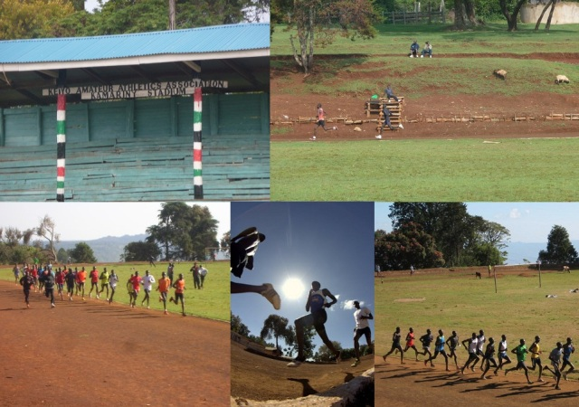 Kamariny Stadium Iten, Kenya Elevation: 2,400m