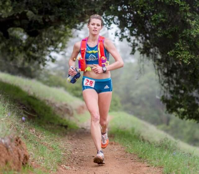 Emily Harrison In Record-Breaking Form