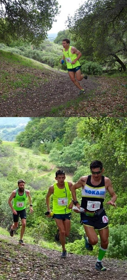 Zach Miller Leads/Sage Canaday, Chris Vargo and Rob Krar In The Chase Pack