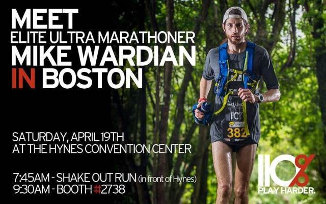 Mike Wardian - Ultra Boston Strong