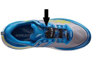Hoka Race-Lace System