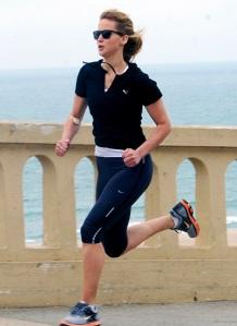 Jennifer Lawrence Jogs