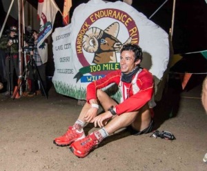 Kilian Jornet After Winning Hardrock 100